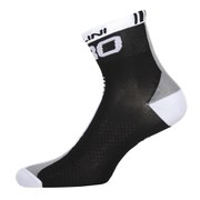 Nalini Accessories Pro Socks - Black/White