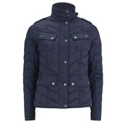 Barbour International Women's Vision Boulevard Quilted Jacket - Navy