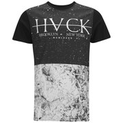 Hack Men's Regel Sublimated T-Shirt - Black