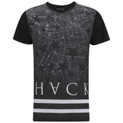 Hack Men's Thule Sublimated T-Shirt - Black