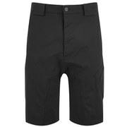 Helmut Lang Men's Drop Crotch Cargo Chino Shorts - Black