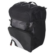Outeredge Pannier Left Hand Bag - Medium - Black/Grey