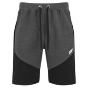 Myprotein Men's Panelled Sweatshorts - Charcoal