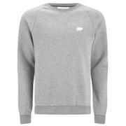 Мужской свитер с вырезом под горло Myprotein – Серый Цвет