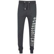 Crosshatch Men's Fitzroy Sweatpants - Forged Iron