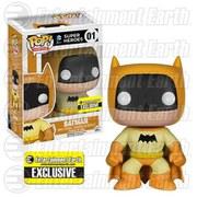 DC Comics Batman 75th Anniverary Yellow Rainbow Batman EE Exclusive Pop! Vinyl Figure
