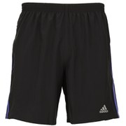 adidas Response Men's 7 Inch Shorts - Black/Night Flash