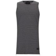 Religion Men's Marley Stripe Vest - Black/White