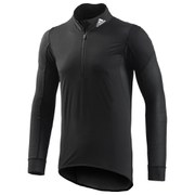 adidas Men's Warm Wind Walter Long Sleeve Jersey - Black/Reflective Silver