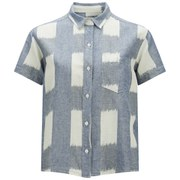 Current/Elliott Women's The Emma Shirt - Tokyo Revival