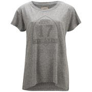 Current/Elliott Women's The Crew Neck T-Shirt - Heather Grey Highway 17