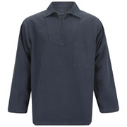 Armor Lux Men's Fisherman's Smock Sweatshirt - Navy