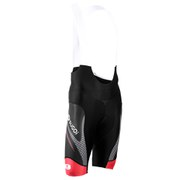 Sugoi RSE Bib Shorts - Red