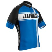 Sugoi Evolution Team Short Sleeve Jersey - Blue