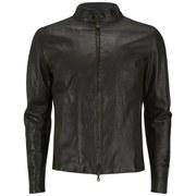 Matchless Men's M5 Jacket - Antique Black