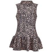 The Fifth Women's Lonely Sea Dress - Leopard Print