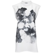 The Fifth Women's Roadhouse Dress - White Floral