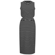 The Fifth Women's Starstruck Midi Dress - Black/White