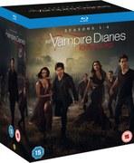 Vampire Diaries - Series 1-6
