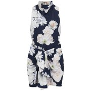 Finders Keepers Women's Earthly Treasures Dress - Digital Floral Navy