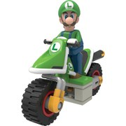 K'NEX Mario Kart: Luigi Hover Bike Building Set (38995)
