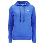 <p>Sweatshirt à capuche pour femme Myprotein – bleu</p>