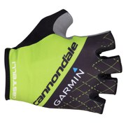 Castelli Cannondale Garmin Roubaix Gloves - Sprint Green