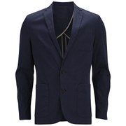 Selected Homme Men's Sign Two Button Blazer - Navy