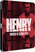Henry: Portrait Of A Serial Killer - Zavvi Exclusive Limited Edition Steelbook (1000 Only)
