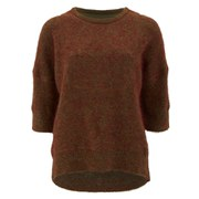 By Malene Birger Women's Lindason Knitted Jumper - Red