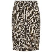 By Malene Birger Women's Dubih Pencil Skirt - Leopard