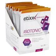 Etixx Isotonic Powder - Orange (12 x 35g)