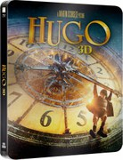 Hugo 3D (Includes 2D Version) - Zavvi Exclusive Limited Edition Steelbook