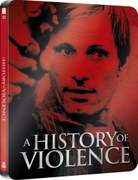 A History of Violence - Zavvi Exclusive Limited Edition Steelbook