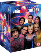 The Big Bang Theory - Staffel 1-8 DVD