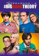The Big Bang Theory - Temporadas 1-8
