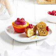 Exante Diet Vanilla Flavour Cupcakes (7 Per Box)