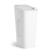 Sonoro Cubo Go New York Portable Bluetooth Speaker - White/White