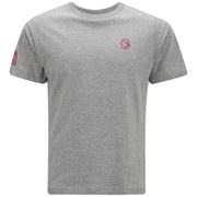 Billionaire Boys Club Men's Big Helmet T-Shirt - Heather Grey