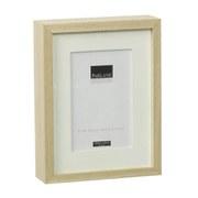 """Parlane Solna Frame - White/Natural (4"""" x 6"""")"""