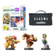 Mario Party 10 amiibo Mixer Pack - Bowser, Donkey Kong & Luigi