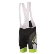 Santini Interactive 2.0 Aero MIG3 Pad Bib Shorts Yellow