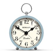 Newgate Gents Alarm Clock - Blue