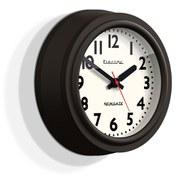 Newgate Telectric Clock - Black