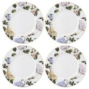 Ted Baker Dinner Plate - White (Set of 4)