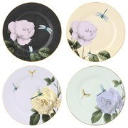 Ted Baker Salad Plate - Multi (Set of 4)