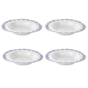 Sophie Conran for Portmeirion Pasta Bowl - Betty - White (Set of 4)
