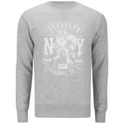 Tokyo Tigers Men's Sutter Sweatshirt - Grey Marl