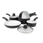Russell Hobbs Fresno 5 Piece Ceramic Pan Set (28cm)