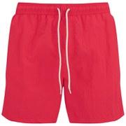 Jack & Jones Men's Originals Malibu Swim Shorts - Fiery Coral